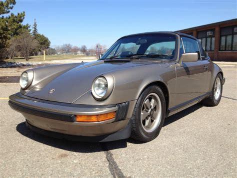 Porsche 911 Sc 1981 by Seller Submission 1981 Porsche 911 Sc Targa Bring A Trailer