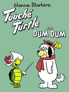 Classic Turtle Rumbai Mus Gil barbera signed 34 characters cel western jamboree flintstones cell ebay