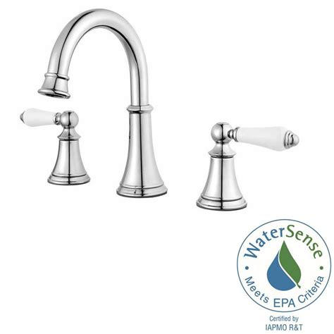 price pfister faucets r anell homes pfister courant widespread bathroom faucet