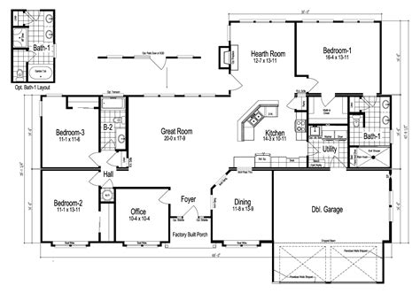 palm harbor mobile homes floor plans view the tuscany floor plan for a 2602 sq ft palm harbor