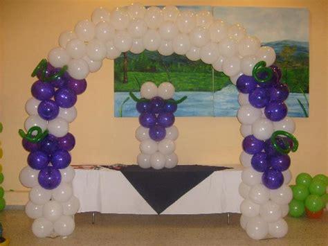 imagenes de uvas en globos arreglos con globos de primera comuni 243 n imagui