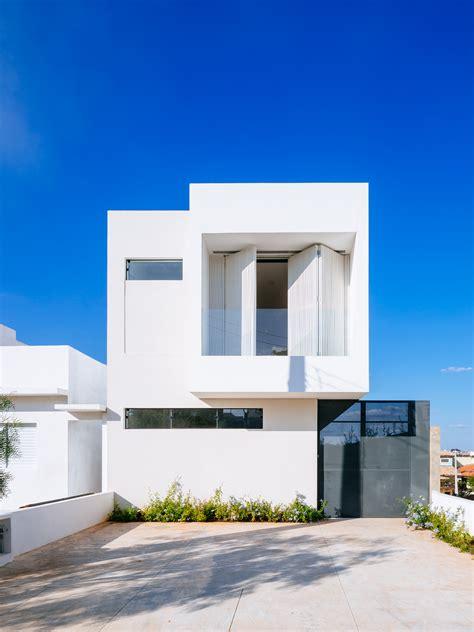 imagenes de casas minimalistas de dos pisos sencilla casa de dos pisos con planos y dise 241 o de