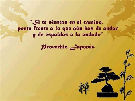 imagenes de zen con frases proverbios japoneses en imagenes y frases reflexiones