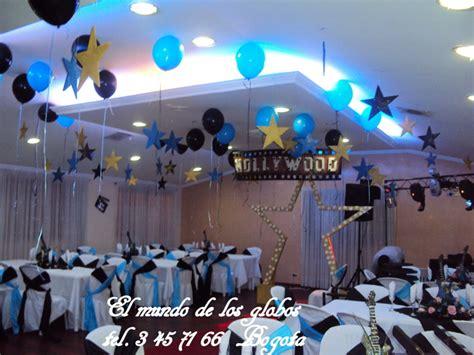 decoraciones de eventos de graduacin decoraci 243 n para 15 a 241 os con lunas y estrellas imagui