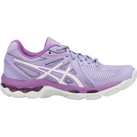 netball shoes asics gel netburner ballistic womens netball shoes
