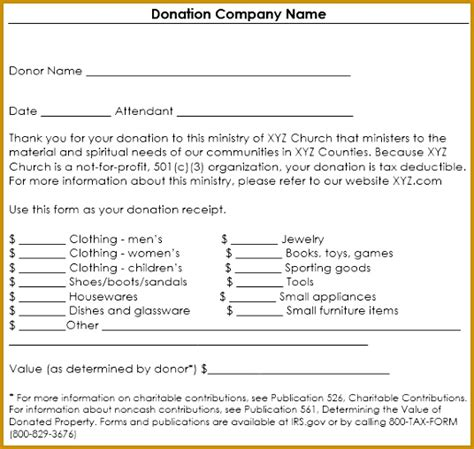 Non Profit Donation Card Template Envelopes by 6 Donation Envelope Template Word Fabtemplatez