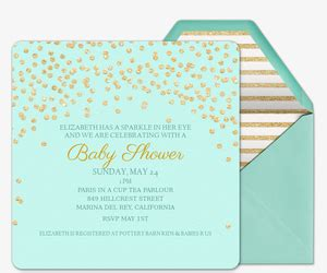 Baby Shower Email Invitations Uk by Baby Shower Invitations Evite