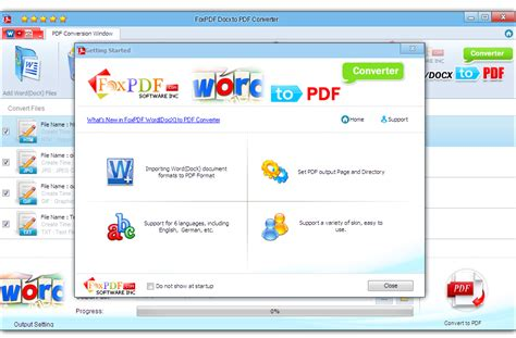 convert pdf to word docx online foxpdf docx to pdf converter 3 0 free software download