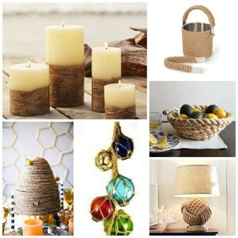 diy home ideas dekorieren 50 diy deko ideen und einrichtungsbeispiele mit und aus seil