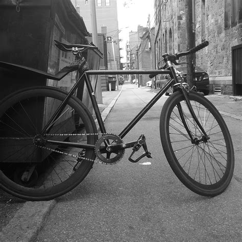 Spare Part Fixie brendon s se built from spare parts fixed gear gallery