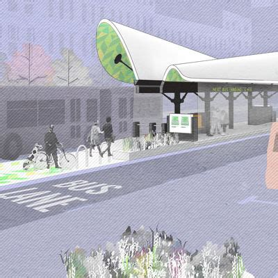 the bostonbrt station design competition is an ideas competition for twelve designs reimagine the boston bus stop 183 barr foundation