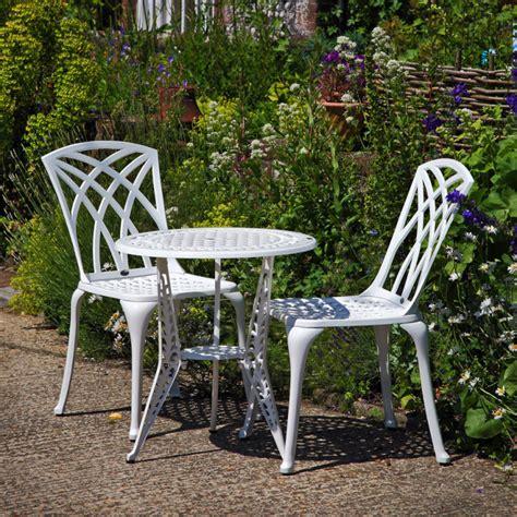 Gartentisch Und Stühle by Bistrotisch Und Zwei St 252 Hle Bestseller Shop F 252 R M 246 Bel