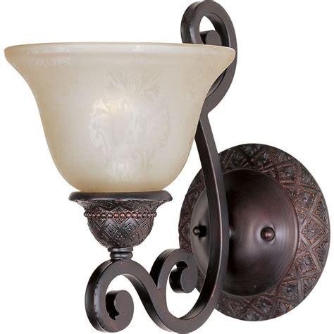maxim 11233saoi oil rubbed bronze screen amber symphony maxim lighting symphony 1 light oil rubbed bronze sconce