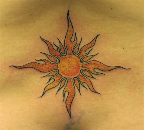 tattoo care in the sun sun tattoo images designs