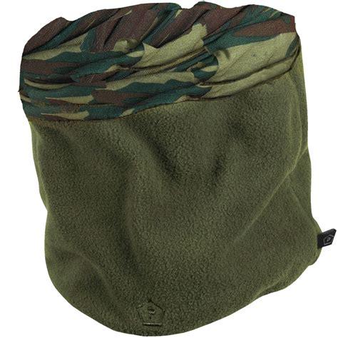army pattern fleece pentagon fleece neck gaiter warm army security mens