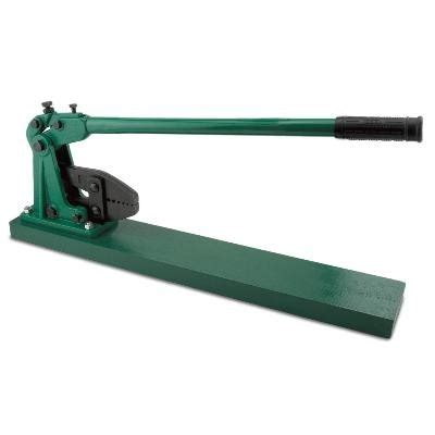 bench swaging tool hi seas heavy duty bench swager crimper 1 7mm