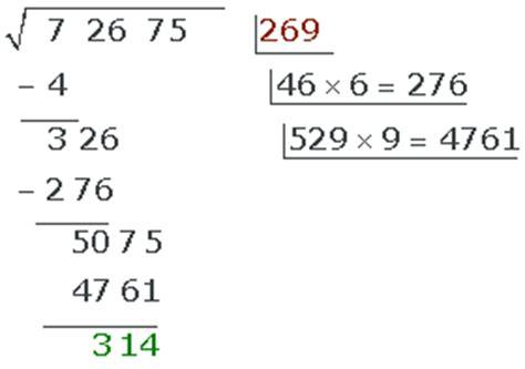 resolver raices cuadradas c 225 lculo de la ra 237 z cuadrada paso a paso