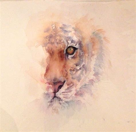watercolor tiger tattoo best 20 watercolor tiger ideas on tiger print