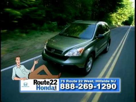 Honda Rt 22 by Rt 22 Honda Tv Commercial Opportunity Knocking Nj By