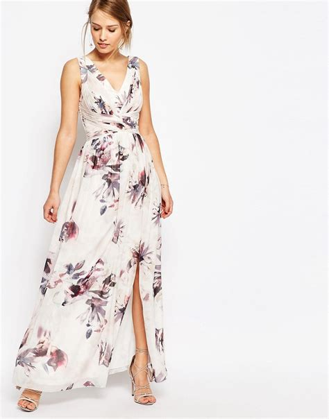 Maxidress Coleba my favourite floral dresses from asos for summer 2016