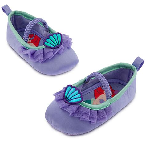 ariel shoes for ariel costume shoes for baby shoes socks disney store