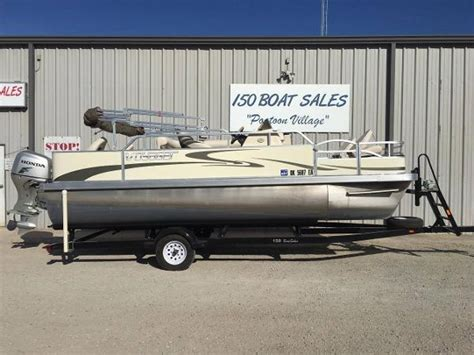 pontoon boats for sale oklahoma voyager pontoons boats for sale in oklahoma