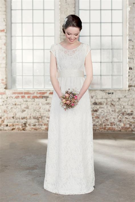 Brautkleid Vintage Spitze Schlicht by Meine Brautkleid Favoriten Aus Der Labude Kollektion 2015