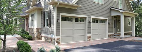 carriage house collection garage door project