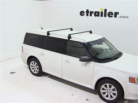 2010 Ford Flex Roof Rack by Roof Rack For 2009 Ford Flex Etrailer