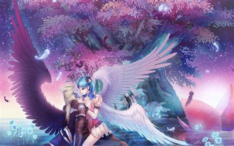 wallpaper hd anime angel kisses anime angel full hd wallpaper by iambiast on deviantart