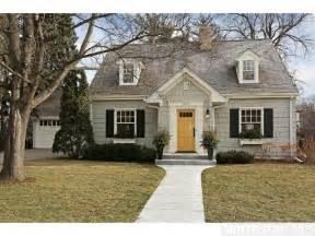 gray house yellow door gray house black shutters yellow door home pinterest