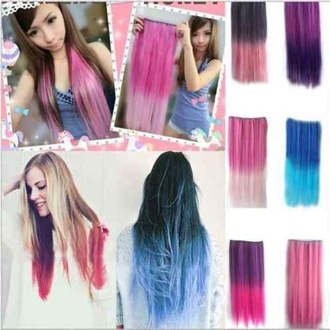 Extension I Extention 100cm Onemed extensiones de cabello onduladas lisas fantasia 249 99 en mercado libre