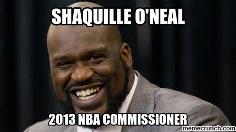 Shaq Meme - shaquille o neal