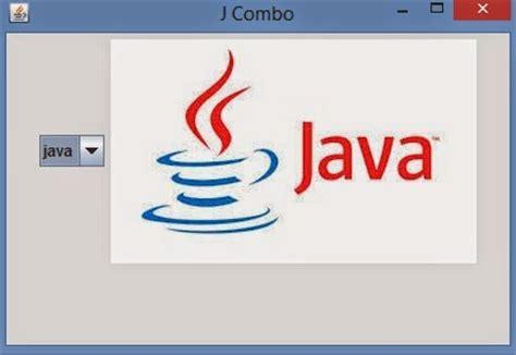 import javax swing imageicon tutorial on jcombo box in java projavatricks