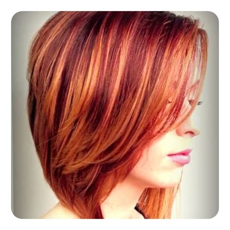 different colour of brown and copper highlights 72 stunning red hair color ideas with highlights
