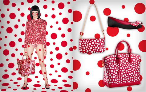 Louis Vuitton Summer Collection Polka Dots Fleurs The Bag by Style Pantry Look Louis Vuitton Yayoi Kusama
