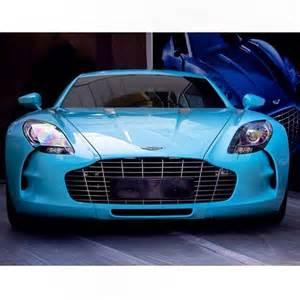 Baby Blue Aston Martin Aston Martin One 77 Baby Blue Images