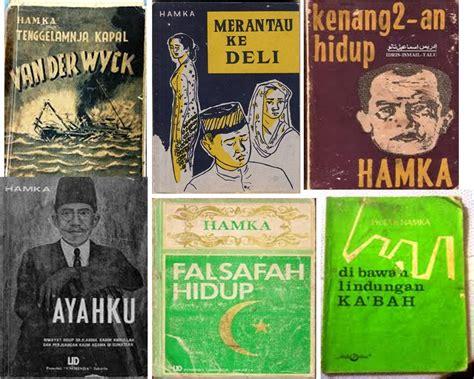 Novel Indonesia Laila Majnun kenali tokoh islam di nusantara buya hamka