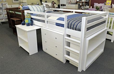 Midi Sleeper Bed by Space Saving Bookcases Boys Trundle Bunks Midi