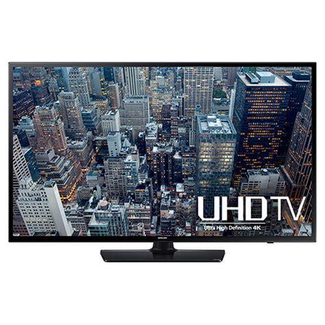 Tv Samsung Ju6400 samsung ju6400 series 55 quot class 4k smart led un55ju6400fxza