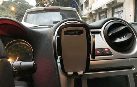 porta iphone da auto porta smartphone cellulare da auto universale avantek