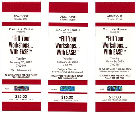 ticket templates for free microsoft word event ticket template