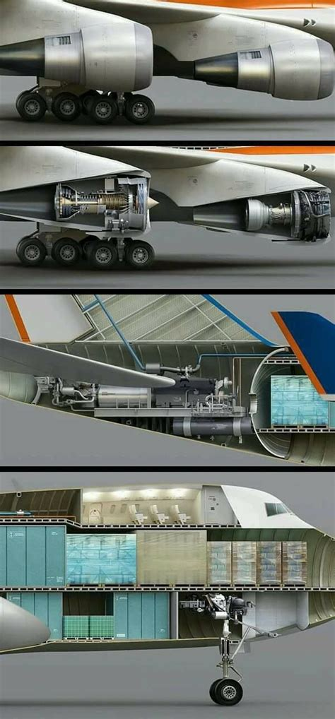 boeing 747 cross section 187 best images about aircraft engines on pinterest
