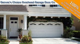 Overhead Door Of Denver Denver S Choice Overhead Garage Door Denver Co