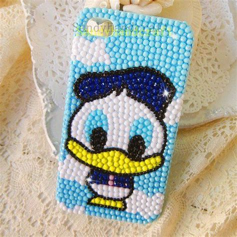 Iphone 7 Donald Duck Pattern Hardcase iphone 5 iphone 4s htc one phone iphone 4