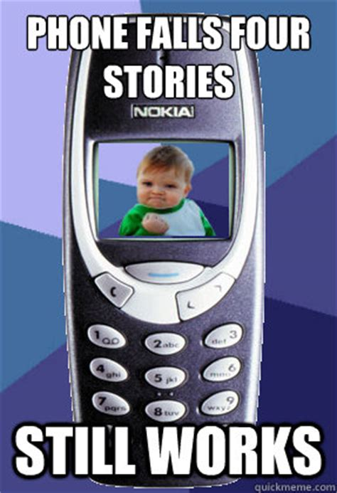 Nokia Phone Memes - success nokia memes quickmeme