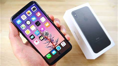 corian knock off iphone x clone unboxing youtube