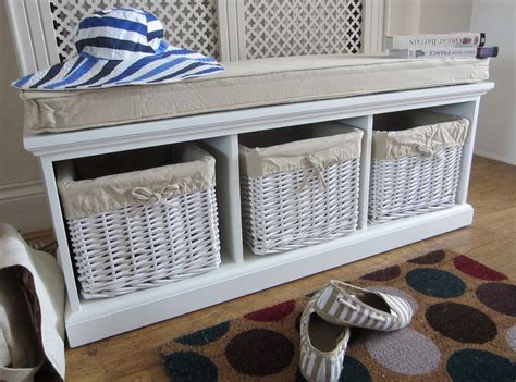 Hallway Furniture Sale by Solid Wood White Tetbury Bench Hallway Shoe Storage Seat