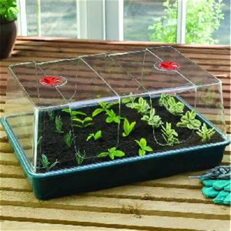 Sho Clear Di Indo high dome propagator lids and bases from propagation