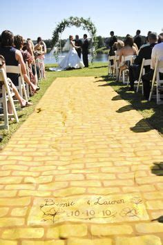 Wedding Aisle Runner Joann by 1000 Images About Wizard Of Oz On Munchkin
